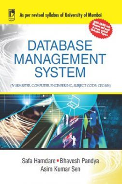 Database Management System (For Computer Engineering, University Of Mumbai)