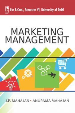 Marketing Management For B.Com (Sem-6, Delhi University)