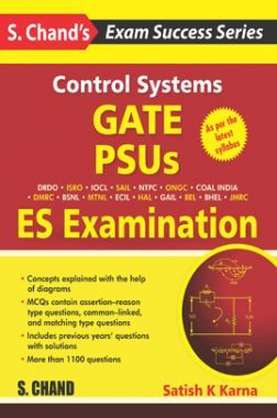 Control Systems - GATE, PSUS And ES Examination