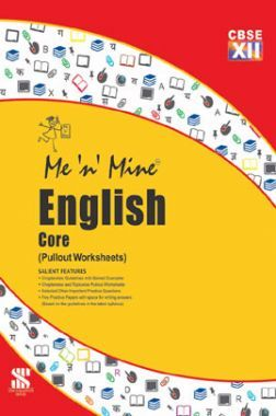 Me n Mine English Core For Class 12
