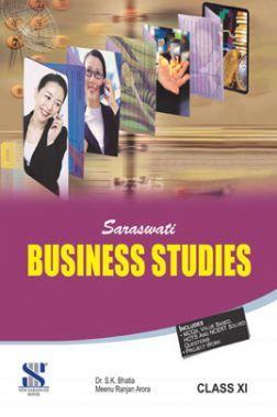 Saraswati Business Studies For Class 11