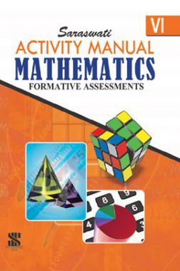 Mathematics Activity Manuals With Notebook For Class VI