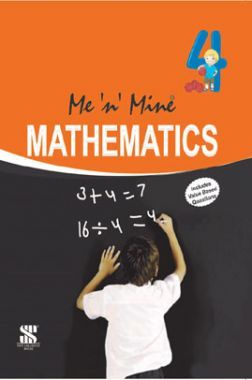 Me n Mine Mathematics For Class 4