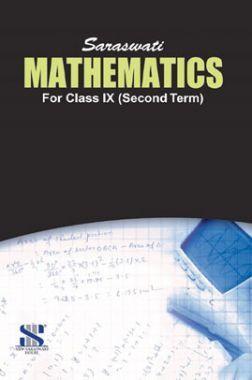 Saraswati Mathematics  -Term-2 For Class IX