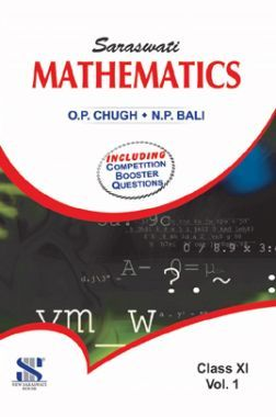 Mathematics Volume-I For Class-XI