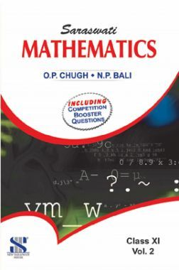Mathematics Volume-II For Class-XI