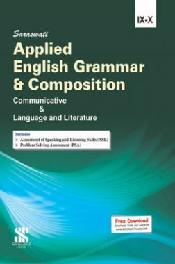 Applied English Grammar And Composition For Class-IX & X