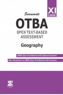 OTBA (Open Text Based Assessment) Geography For Class-XI (CBSE)