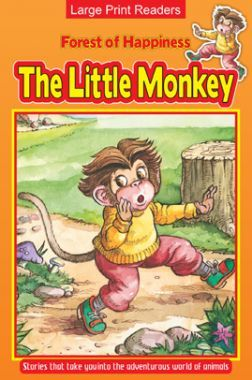 Forest Of Happiness The Little Monkey
