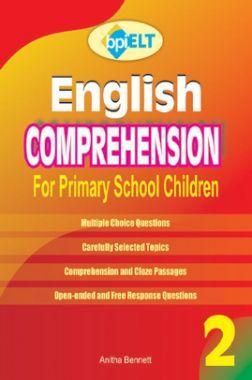 English Comprehension - 2