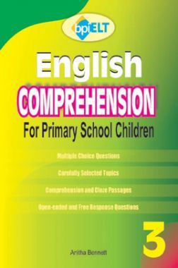 English Comprehension - 3