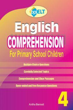 English Comprehension - 4