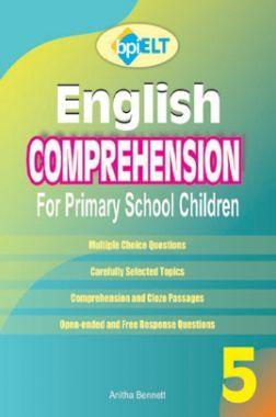 English Comprehension - 5