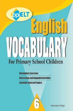 English Vocabulary - 6