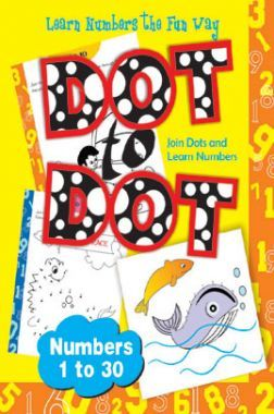 Dot To Dot Numbers 1 To 30