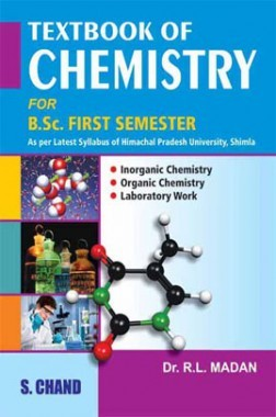 Textbook Of Chemistry For B.Sc. First Semester