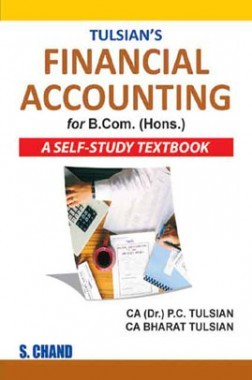 Tulsian's Financial Accounting For B.Com Honrs.