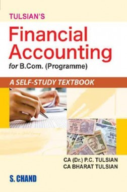 Tulsian's Financial Accounting For B.Com Programme