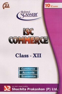 Solved Scanner ISC Class 12th  Commerce Accounts Economics