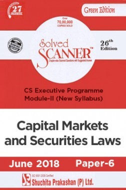 CS Professional Scanners and study materials - CAKART