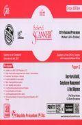 Shuchita Prakashan Model Solved Scanner CS Professional Programme Module-I Secretarial Audit, Compliance Management And Due Diligence Paper-2 ( 2013 Syllabus ) For Dec 2018 Exam