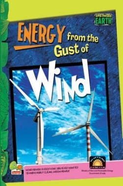 Super-Powered Earth : Energy from the Gust of Wind