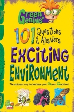 Green Genius's 101 Questions and Answers : Exciting Environment