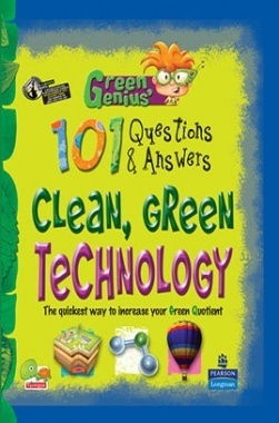 Green Genius's 101 Questions and Answers : Clean, Green Technology