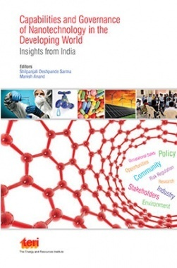 Capabilities and Governance of Nanotechnology in the Developing World: Insights from India