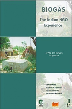 Biogas: the India NGO experience