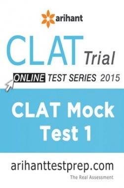 CLAT Mock Test 1