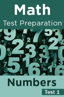Math Test Preparation Problems on Numbers Part 1