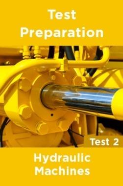 Physics Test Preparations On Hydraulic Machines Part 2