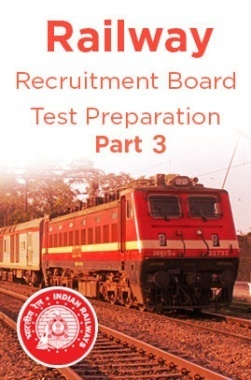 Railway Recruitment Board Test Preparation Part 3