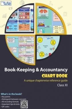 Book-keeping And Accountancy Topicwise / Chapterwise Chartbook For Class-XI