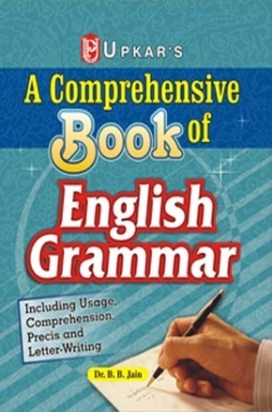 A Comprehensive Book on English Grammer