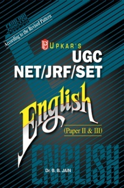 UGC NET/JRF/SET English ( Paper-II & III)
