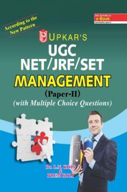 UGC-NET /JRF /SET Management (Papers-II)