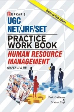 UGC-NET/JRF/SET Practice Work Book Human Resource Management (Paper II & III)