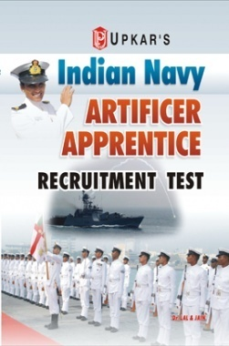 Artificer Apprentice Recruitment Test (Indian Navy)