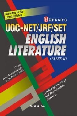UGC Net JRF Set English Literature (Paper -II)