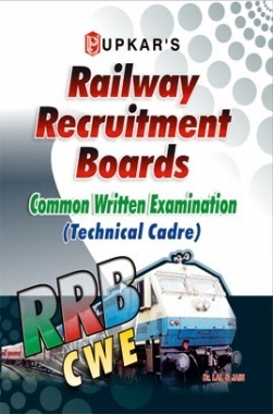 Railway Recruitment Boards Common Written Examination (Technical Cadre)