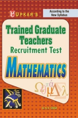 Trained Graduate Teachers Recruitment Test Mathematics