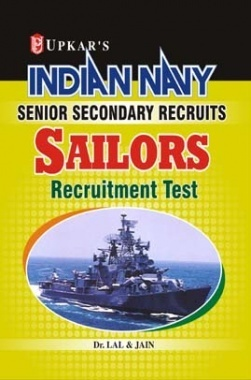 Indian Navy Senior Secondary Recruits Sailors Recruitment Test