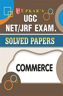 UGC NET/JRF Exam Solved Papers Commerce