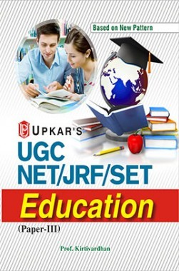 UGC NET/JRF/SET Education (Paper-III)