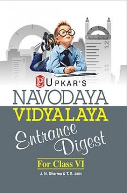 Navodaya Vidyalaya Entrance Digest For Class 6