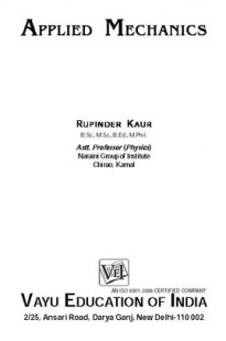 Your search for engineering mechanics by dr i s gujral matches 94 applied mechanics by rupender kaur fandeluxe Gallery