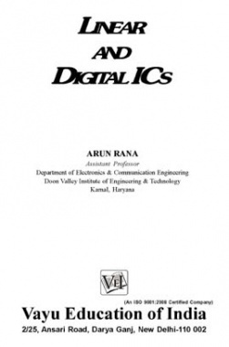 Linear and Digital ICs By Aruna Rana