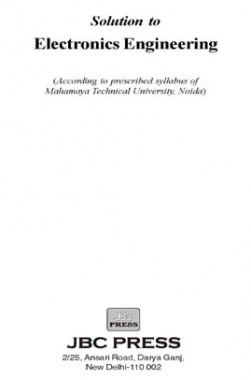 Solution to Electronics Engineering eBook